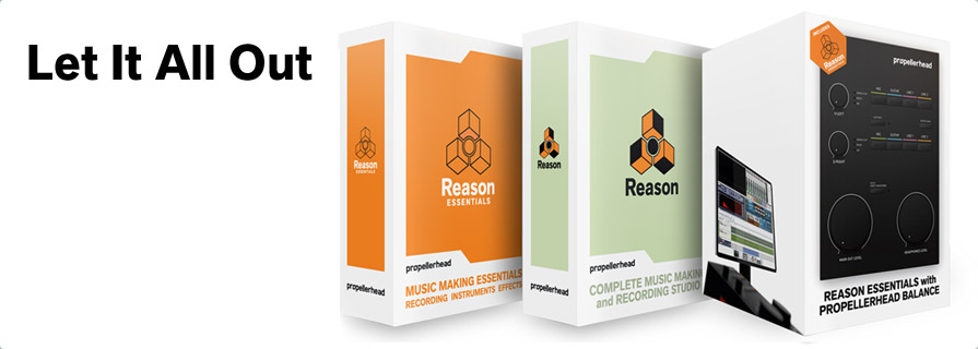 Propellerheads Reason 6